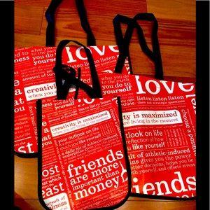 Lululemon Bags: Bundle of 3 (2 Large + 1 Small)